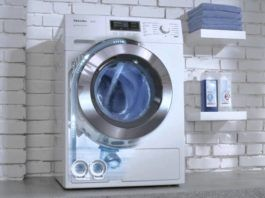 Miele wasmachine Powerwash