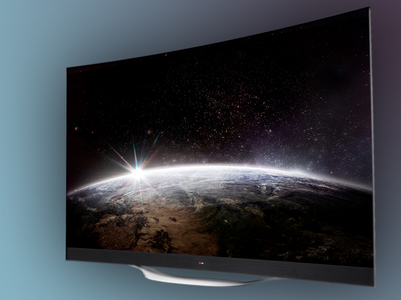 LG lanceert allereerste 4K OLED-tv