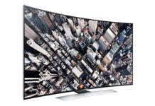 Samsung Curved HU8500 Ultra HD