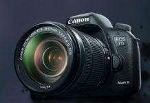 Spiegelreflexcamera Canon Eos 7D Mark II