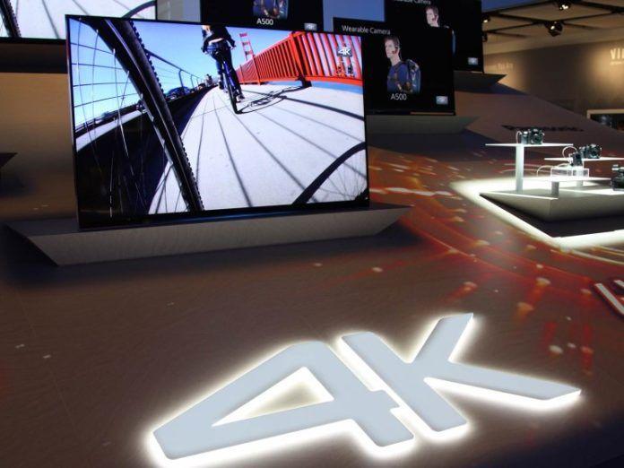 Panasonic AX900 op IFA 2014