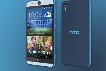 HTC's Desire Eye krijgt twee 13 megapixelcamera's