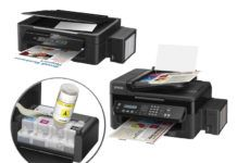 Epson EcoTank-printers