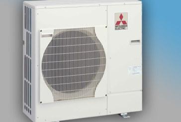 Mitsubishi Electric zet modernisering Ecodan-warmtepompen voort