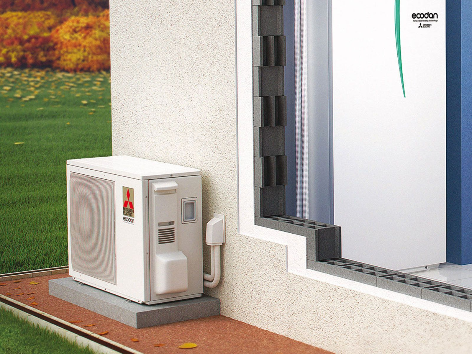 Warmtepomp installeren in bestaande woning