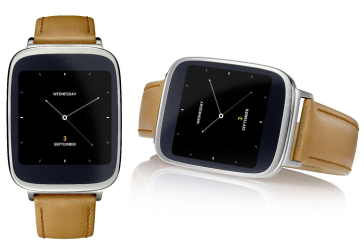 Ook Asus heeft eigen smartwatch klaar