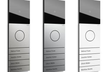 Gira 106: modern deurcommunicatiesysteem