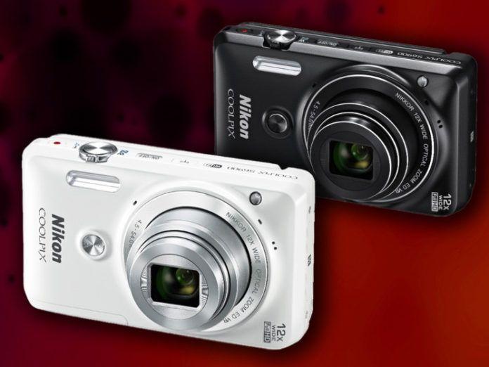 Camera Nikon S6900