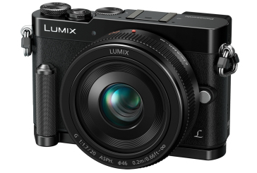 Lumix GM5: 's werelds kleinste camera met verwisselbare lens