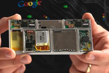 Modulaire smartphone van Google volgend jaar te koop?