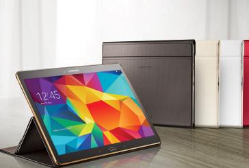 Test: Samsung Galaxy Tab S