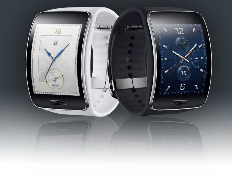 test samsung galaxy gear s smartwatch. Black Bedroom Furniture Sets. Home Design Ideas