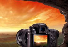 Camera Samsung NX1