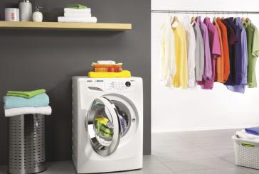 Wasmachines en droogkasten Zanussi met meer capaciteit en lager verbruik