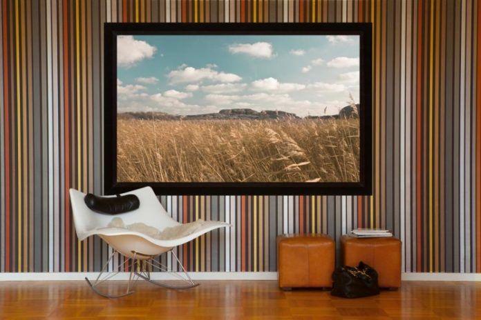 Kingpin Screens Velvet spanscherm