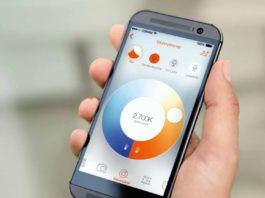 Osram Lightify app
