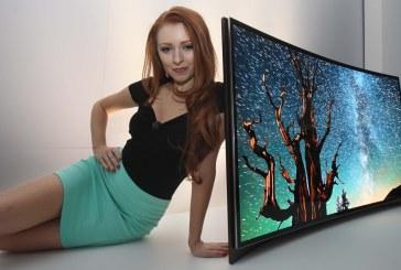 Waarom zijn OLED-tv's gebogen?
