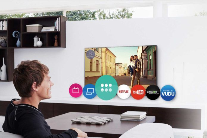 Panasonic Smart TV Firefox OS