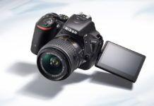 Nikon D5500 spiegelreflex