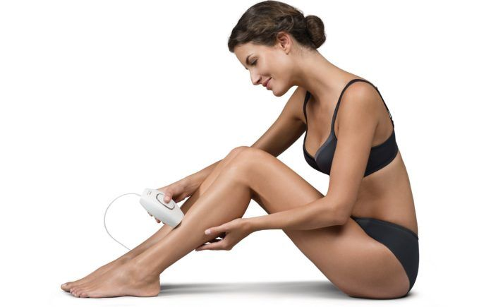 Philips IPL-epilator