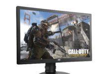 AOC game monitor