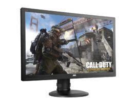 AOC game monitor
