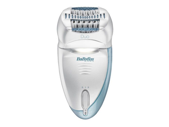 Babyliss Duo epilator