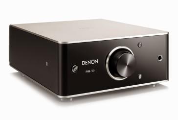 Denon lanceert digitale stereoversterker PMA-50