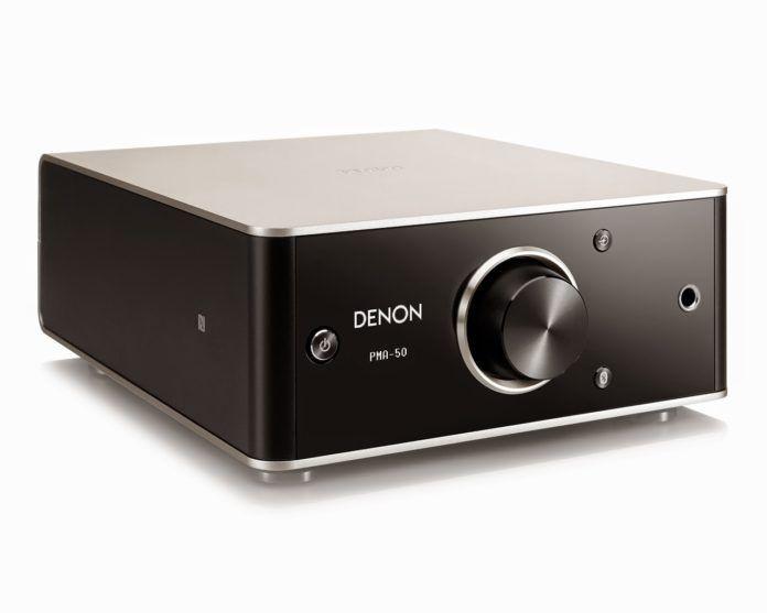 Denon stereoversterker PMA-50