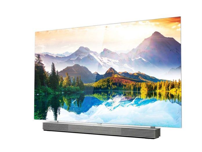 LG televisies 2015