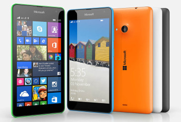 Microsoft lanceert Windows Phone Lumia 535