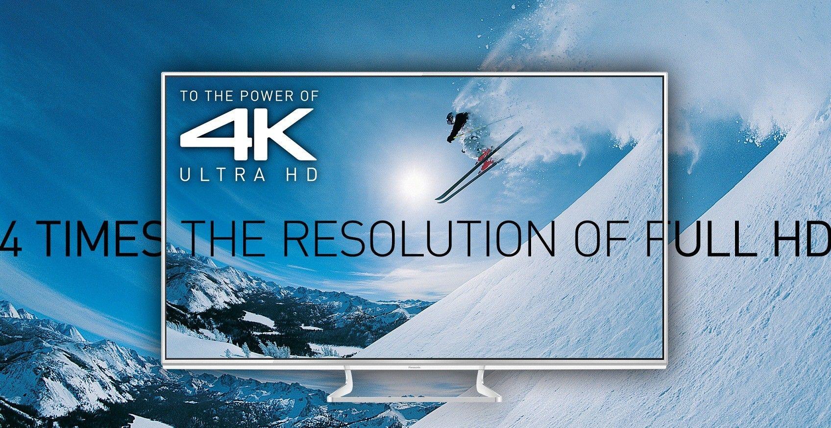 Wat is Ultra HD (4K ) en waarin verschilt het van Full HD?