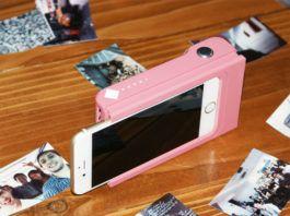 Prynt smartphone case printer