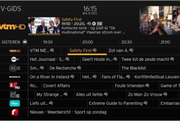 Telenet vernieuwt digitale tv met Play en Play More