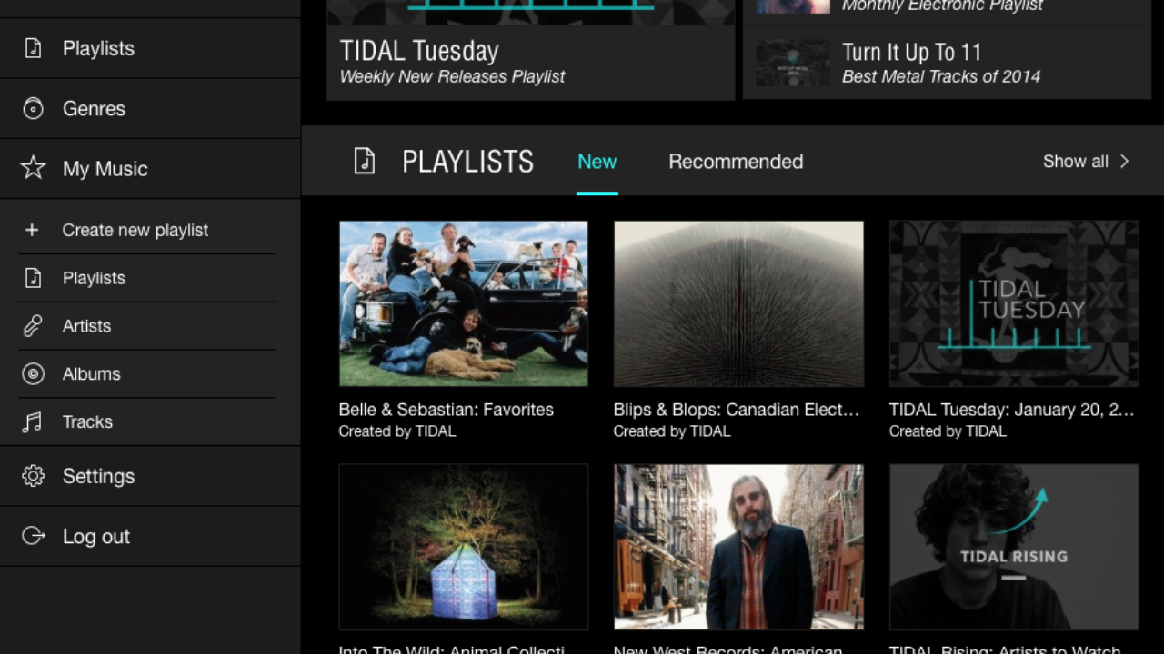 Test Tidal: het gemak van streaming met de kwaliteit van een cd