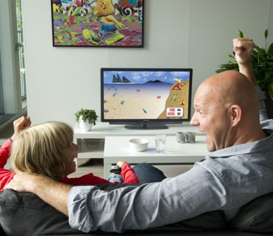 Hoe kies ik een tv om op te gamen