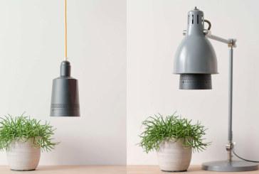 Deze projector kan je ook als lamp gebruiken