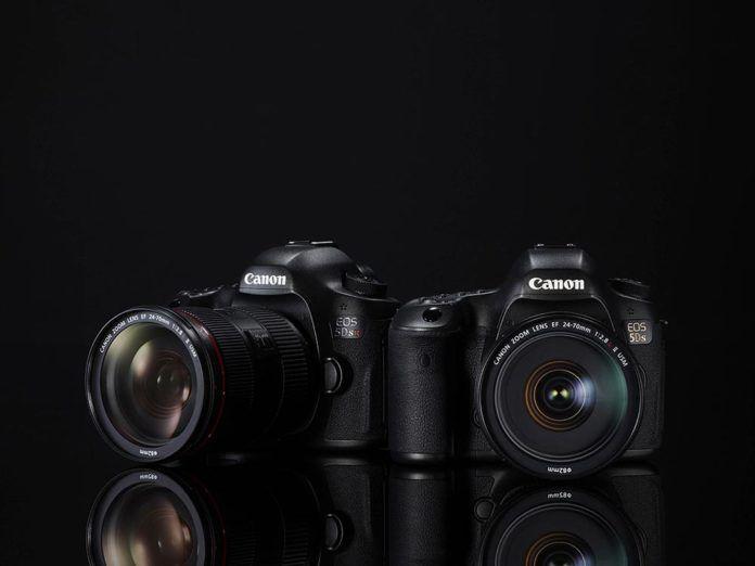 Canon EOS 5DS reflexcamera