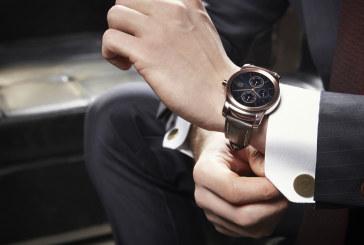 LG stelt stijlvolle Watch Urbane voor