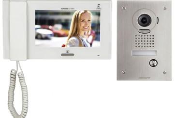 Aiphone brengt betere camera naar JP Vizocam-videokit