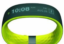 HTC Grip fitnesstracker