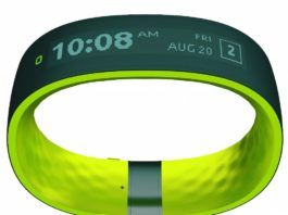 HTC Grip fitnesstracker
