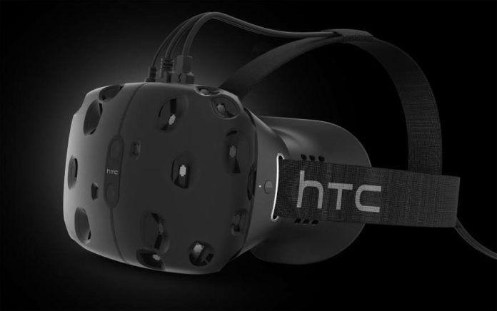 HTC Valve Vive SteamVR