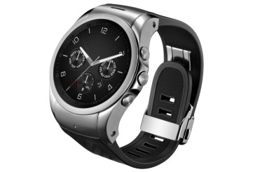 LG's nieuwe smartwatch draait op eigen webOS