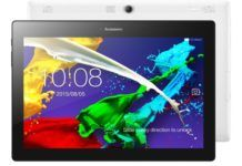 Lenovo Tab 2 A8 Android tablet