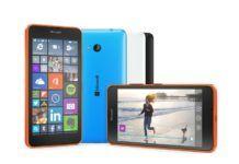 Microsoft Lumia 640 (XL) smartphone