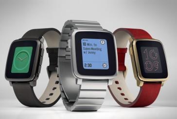Pebble lanceert twee nieuwe smartwatches