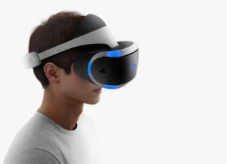 Sony Project Morpheus - virtual reality