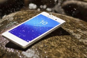 Sony bedient middensegment met waterdichte Xperia M4 Aqua