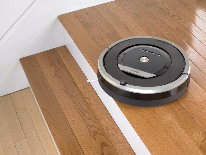 iRobot Roomba 870 robotstofzuiger